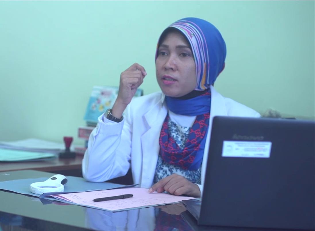 Dr. KEMALA SARI, Sp.KK