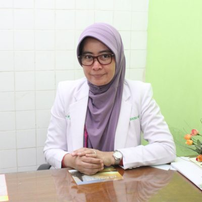 Dr. Norma Chairani Lubis, Sp.M