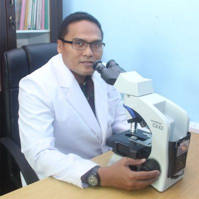 Dr. Wahyu Prabowo, Sp.PK