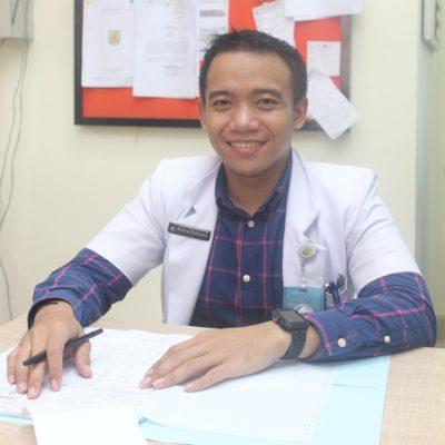 Dr. Rizky Perdana