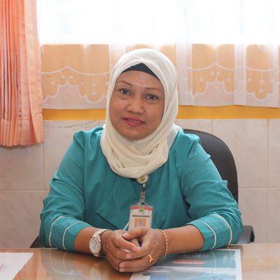 Maitri Sudjarwani, S.Kep