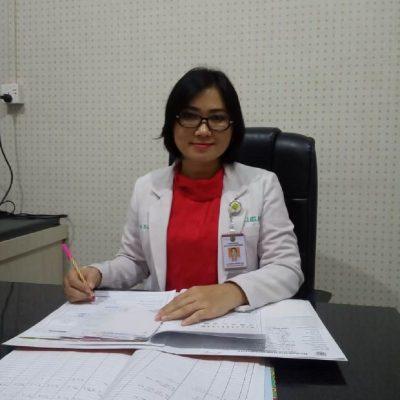 Dr. Kristina Ambarita, Sp.A