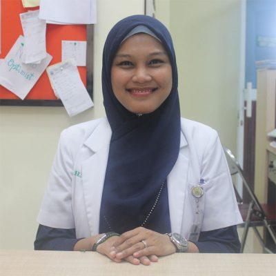 Dr. Fitria Kemala Sari