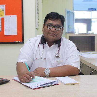 Dr. Nindo Haholongan