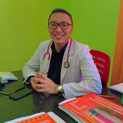 Dr. Guptaja Kusumah Negara, Sp.PD